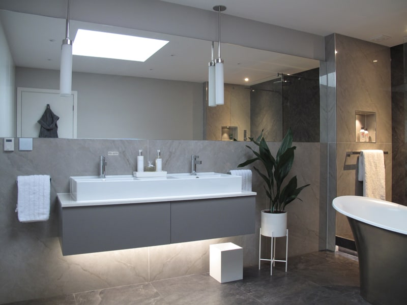 Contemporary Bathroom Designs