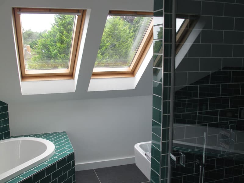 Bathroom Skylight