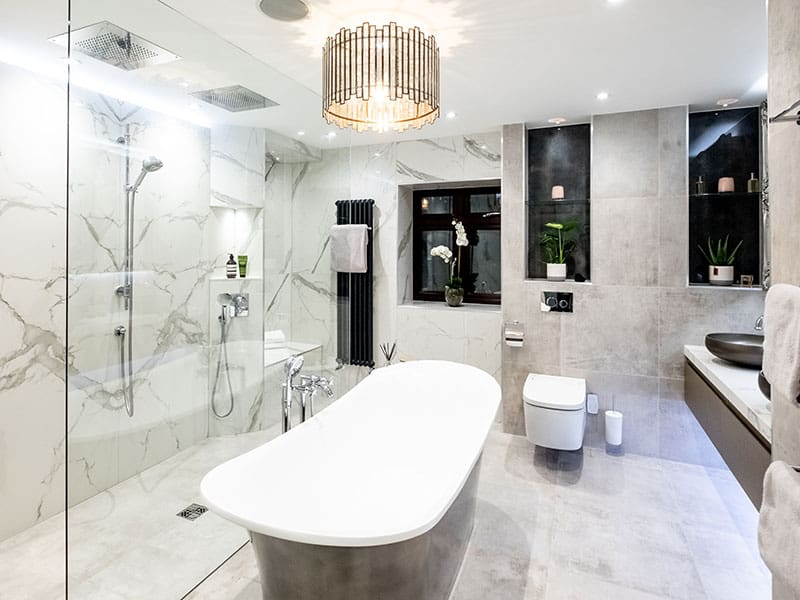 Bespoke Modern Bathroom Design